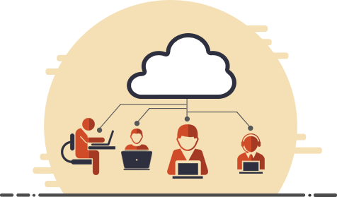Multi-user Collaboration with Remote Users